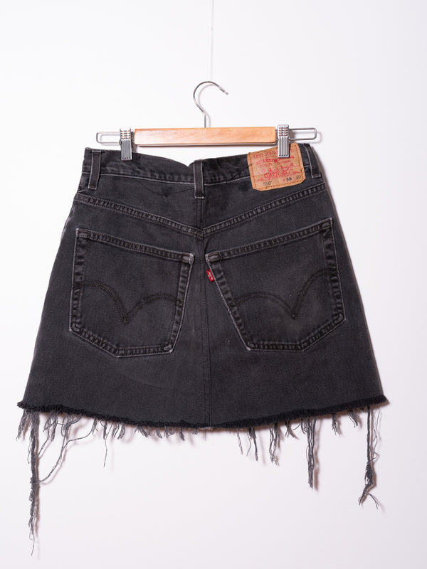 Vintage Levi's Denim Skirt 033
