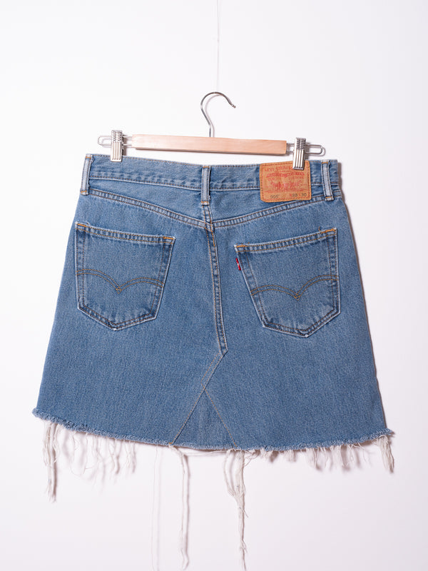 Vintage Levi's Denim Skirt 034