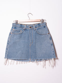 Vintage Levi's Denim Skirt 036