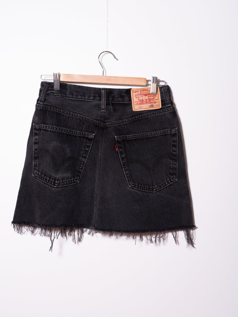 Vintage Levi's Denim Skirt 037