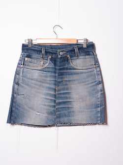 Vintage Levi's Denim Skirt 039