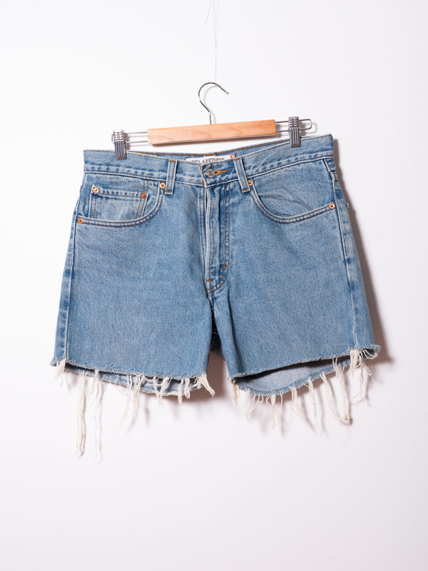 Vintage Levi's  Denim Shorts 83
