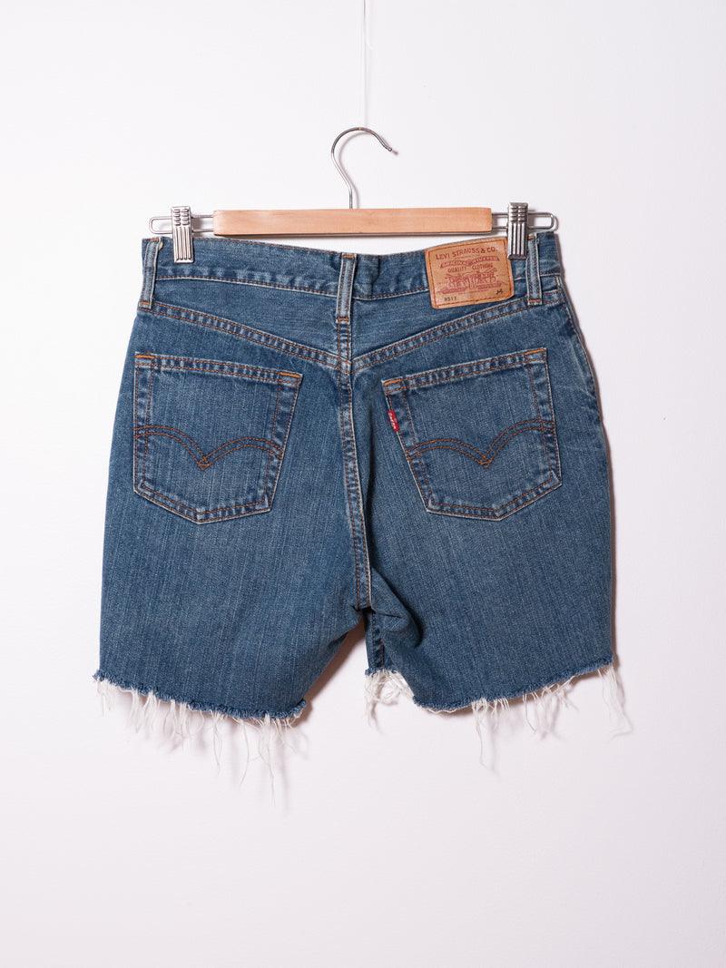 Vintage Levi's  Denim Shorts 100