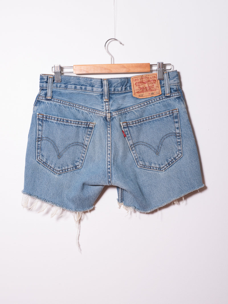 Vintage Levi's  Denim Shorts 101