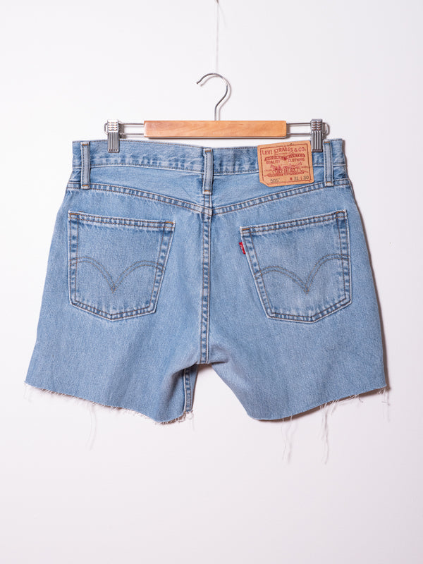 Vintage Levi's  Denim Shorts 114