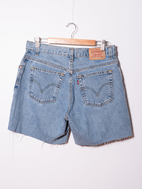 Vintage Levi's  Denim Shorts 117