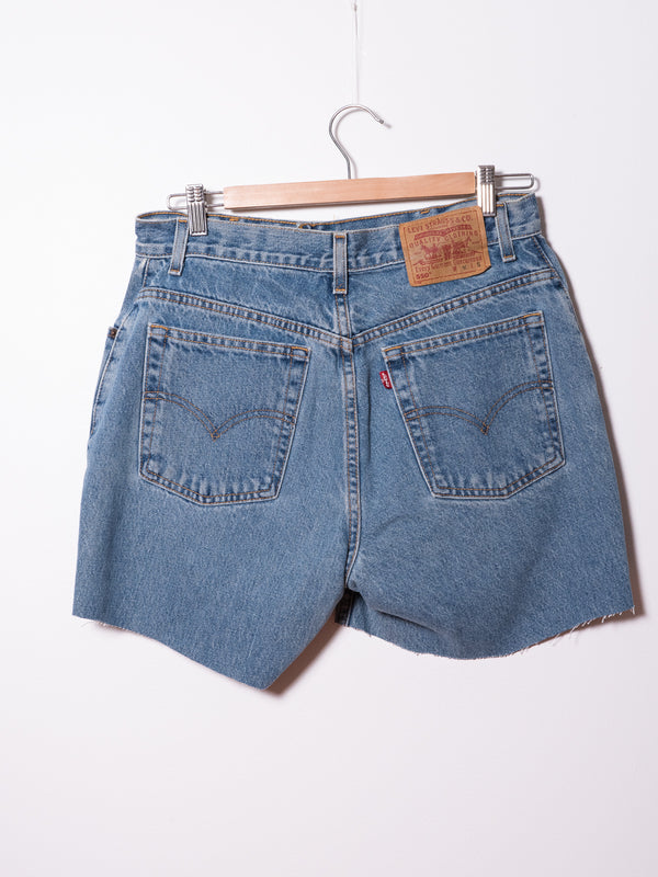 Vintage Levi's  Denim Shorts 120
