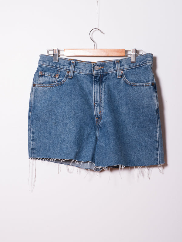 Vintage Levi's  Denim Shorts 121