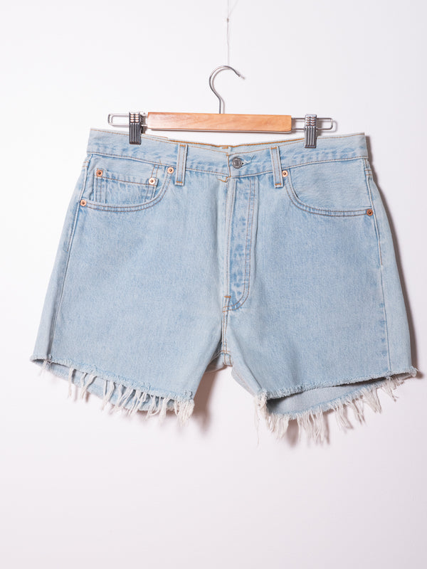 Vintage Levi's  Denim Shorts 124