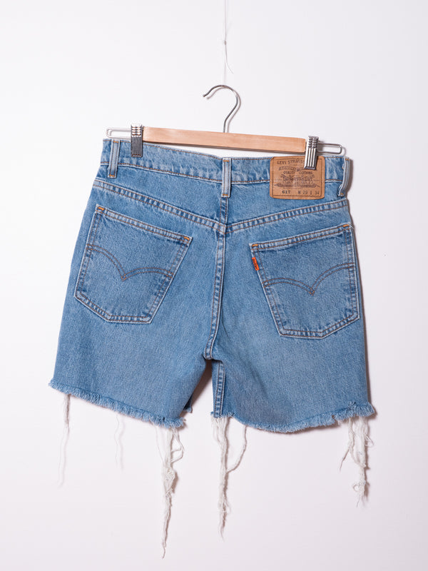 Vintage Levi's  Denim Shorts 126