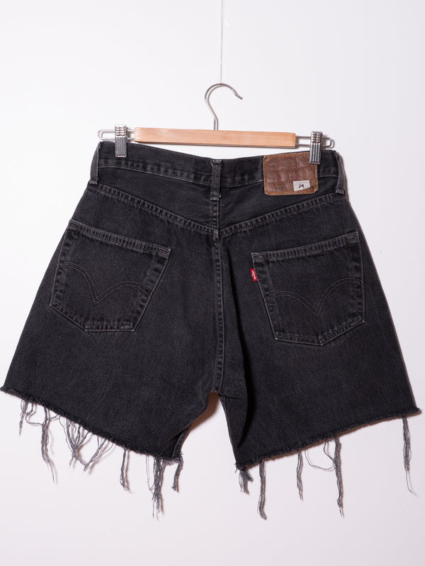 Vintage Levi's  Denim Shorts 128