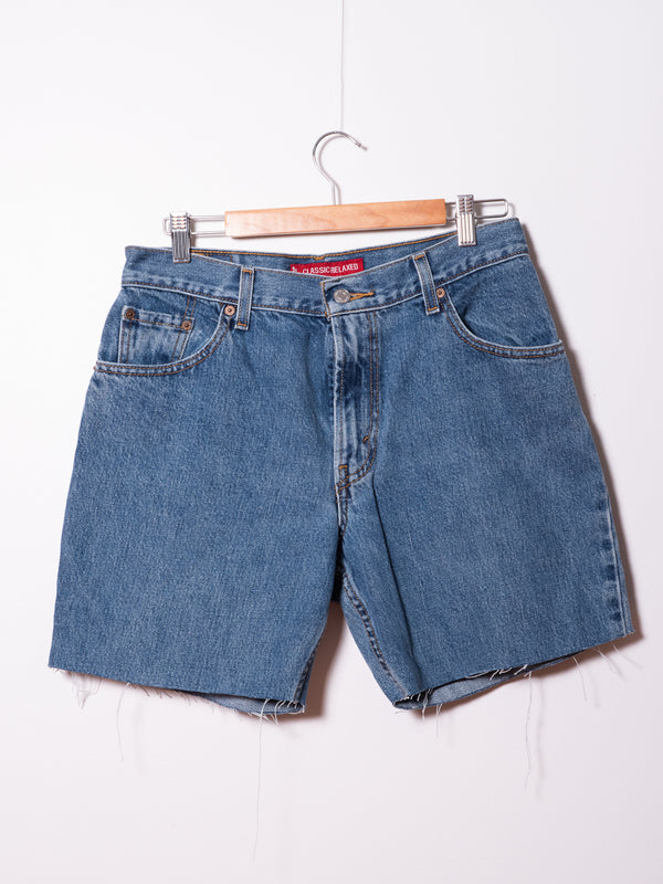 Vintage Levi's  Denim Shorts 130