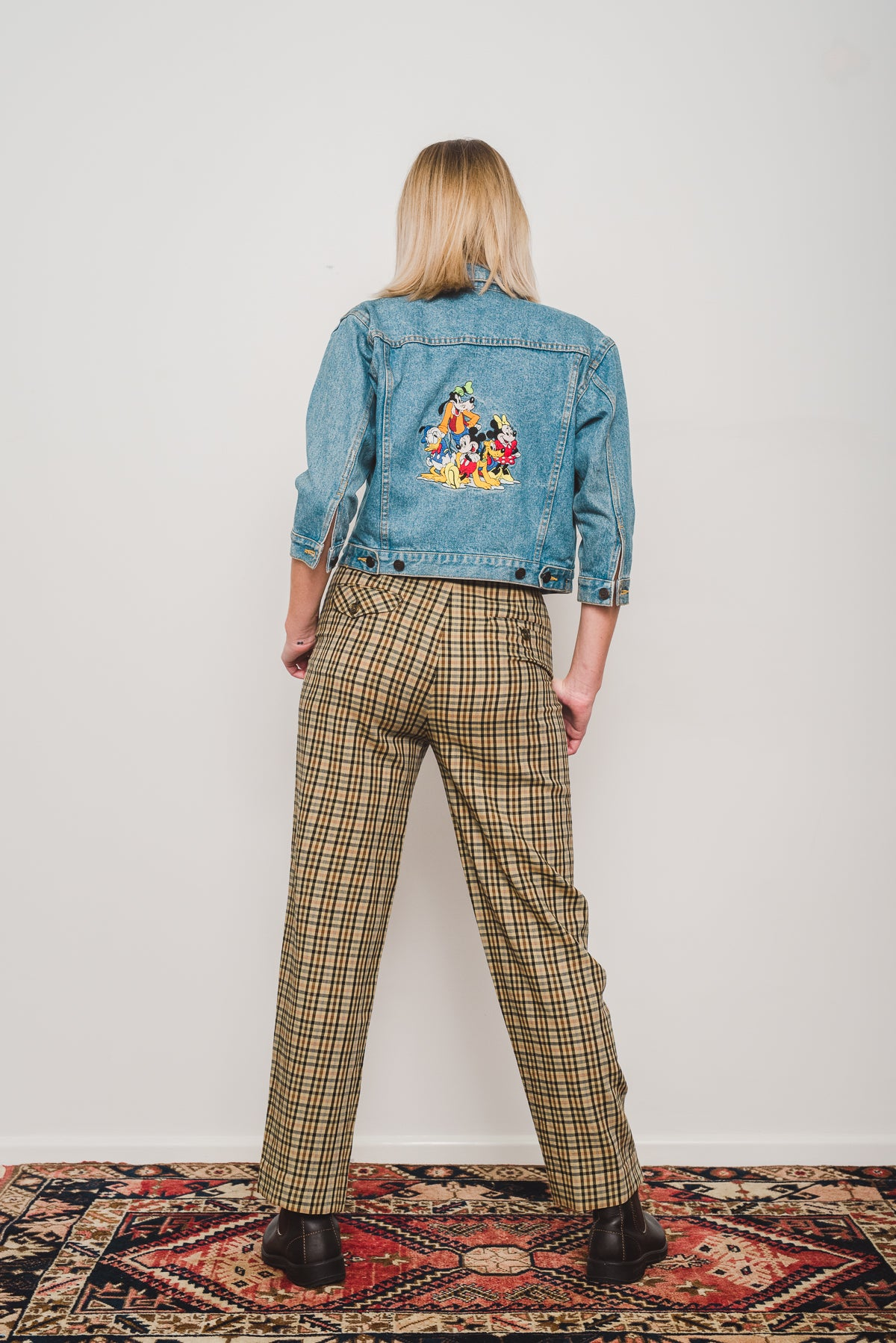 The Willow Denim Jacket