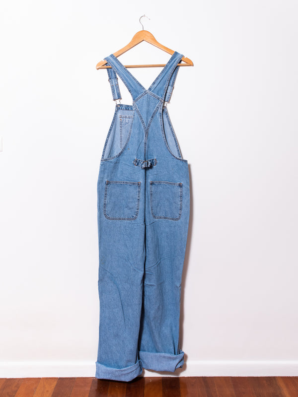 Vintage Long Overalls O