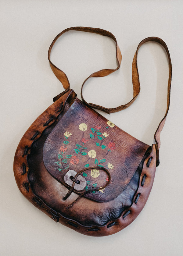 Margaret Vintage Leather Bag