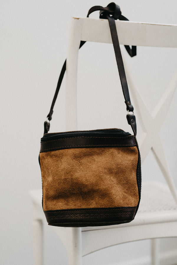 Madelyn Vintage Leather Bag
