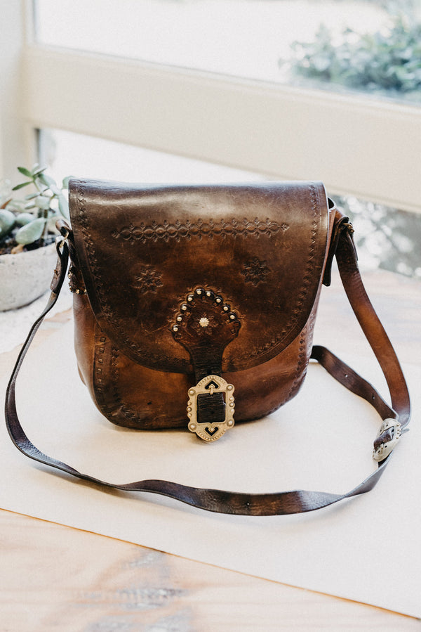 Marissa Vintage Leather Bag