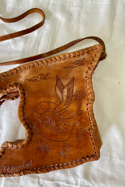 Addy Vintage Leather Bag