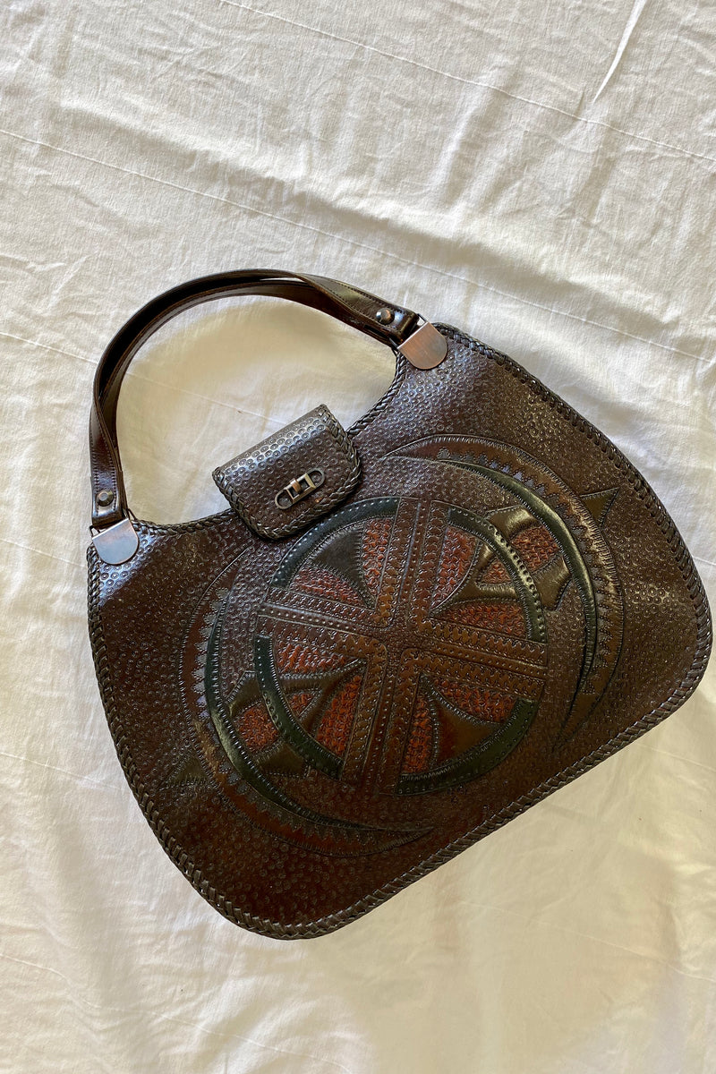 Lou Vintage Leather Bag