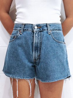 Vintage Levi's Denim Short Size 10