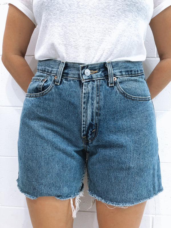 Vintage Levi's Denim Short Size 11