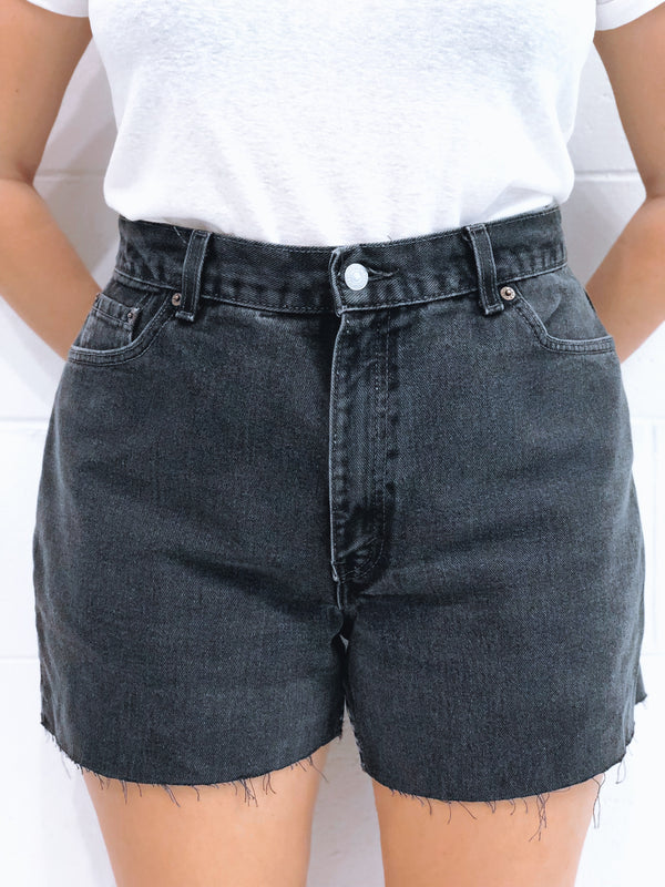 Vintage Levi's Denim Short Size 12