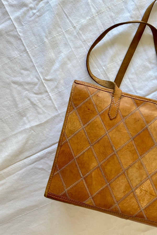 Ella Vintage Leather Bag