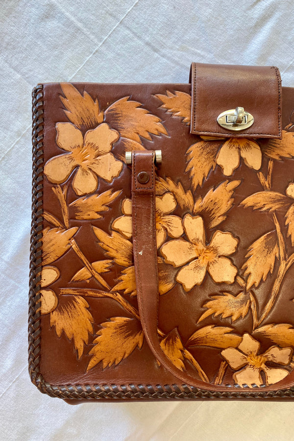 Milly Vintage Leather Bag