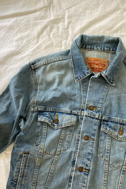 Adaline Denim Jacket