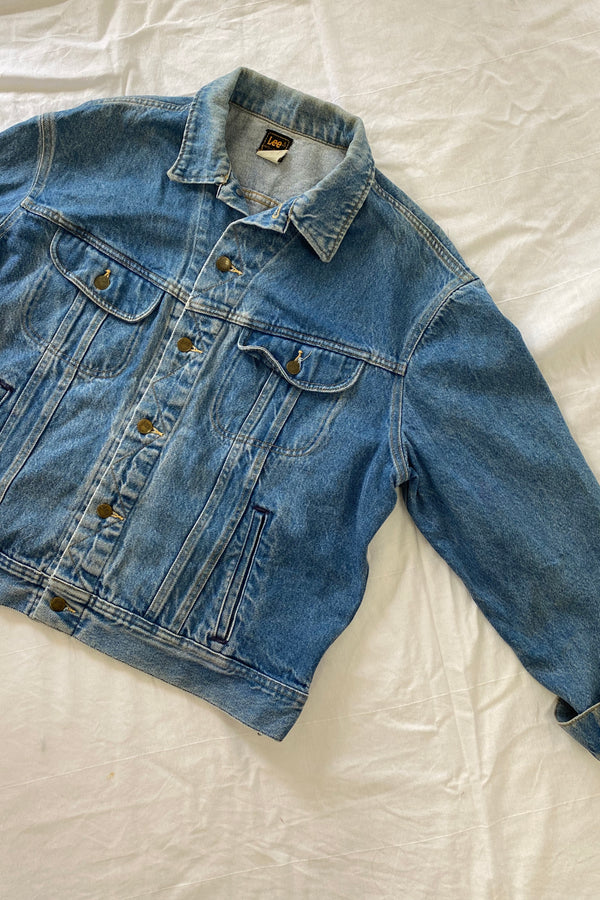 Cora Denim Jacket