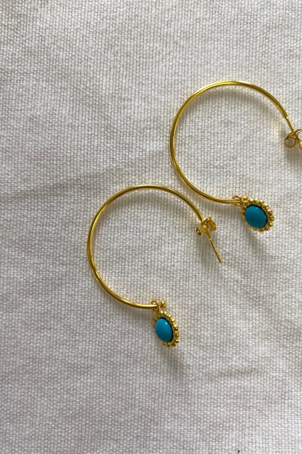 Lillian Gold Earrings