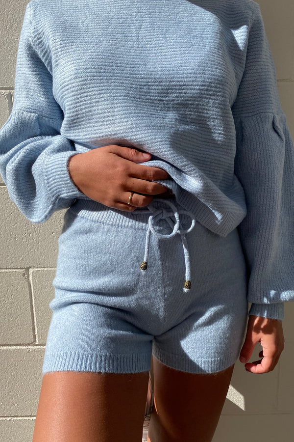 Isa Jumper and Short Twin Set