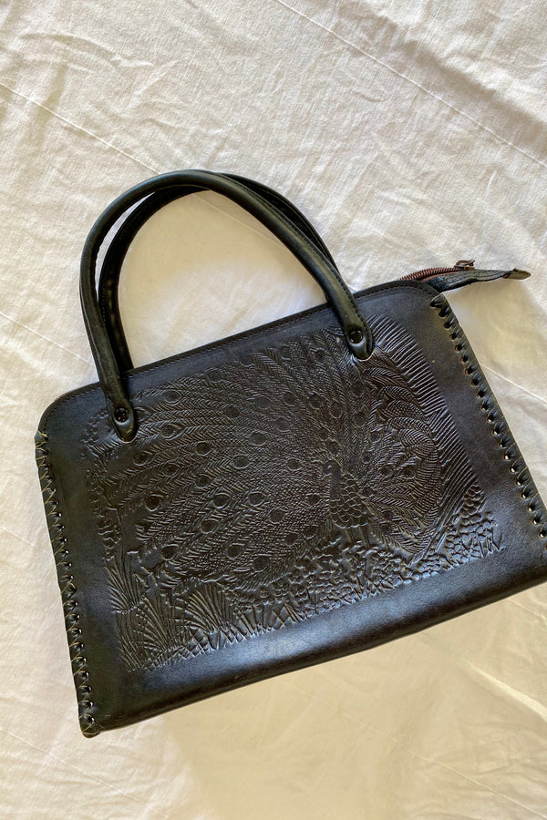 Bobby Vintage Leather Bag