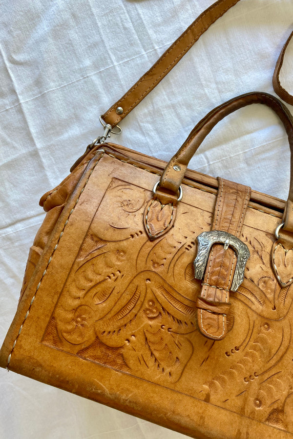 Dolly Vintage Leather Bag