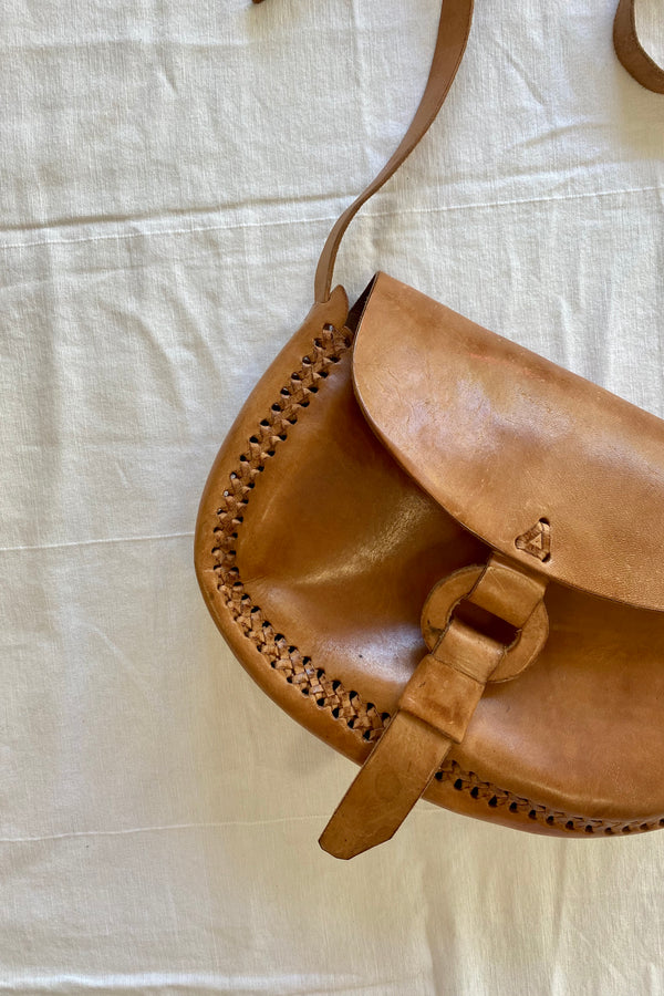 Sara Vintage Leather Bag