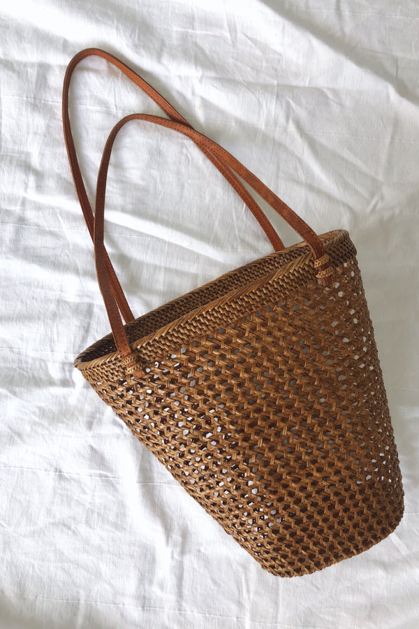 AURA BASKET BAG