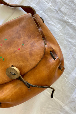 Gigi Vintage Leather Bag
