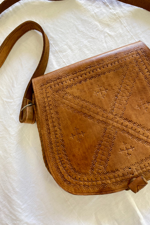 Annie Vintage Leather Bag