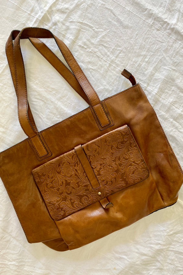 Anabel Vintage Leather Bag