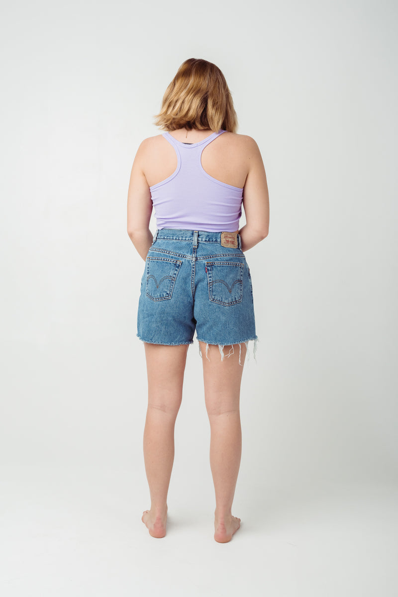 Vintage Levi's 550 Denim Shorts W31