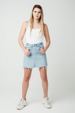 Vintage Levi's 550 Denim Skirt W26