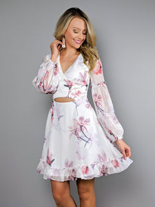 Blooming Spring Dress