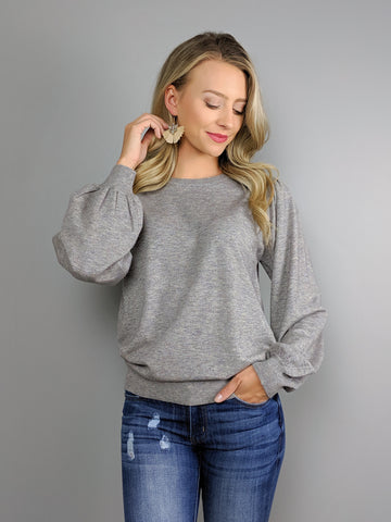 Reach For The Moon Sweater