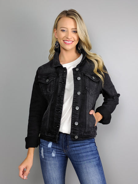 Final Destination Denim Jacket