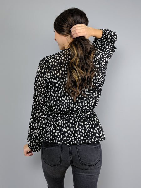 On My Mind Blouse