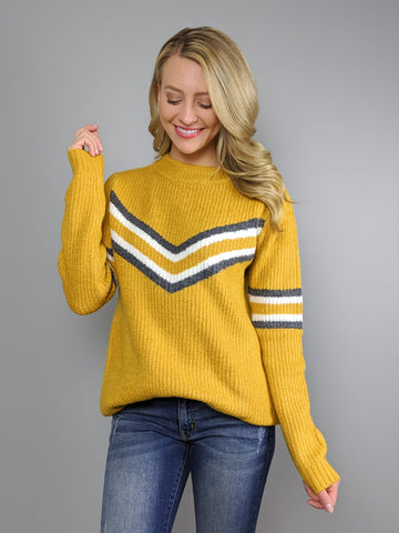Boulder Bluffs Sweater