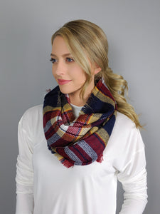 Level Up Infinity Scarf