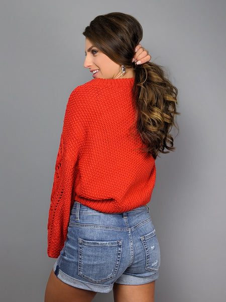 Coral Reef Sweater