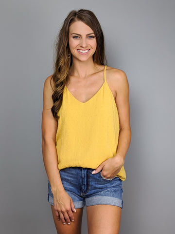 Blissful Rays Tank Top