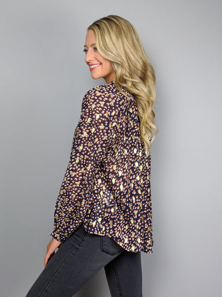 Bold Beauty Blouse